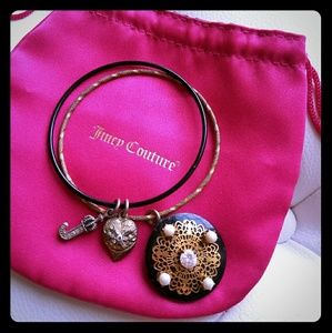 Juicy Couture Bangle Set